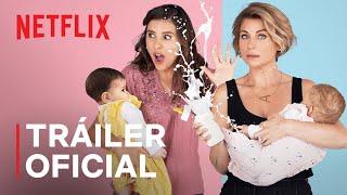 Madre Sólo Hay Dos | Tráiler Oficial | Netflix
