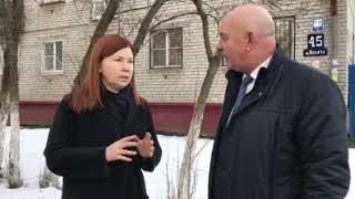 Глава Нижнего Новгорода Солонченко и глава Автозаводского района Нагин