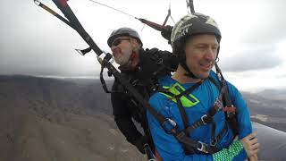 Overfly Tenerife Paragliding  is a must