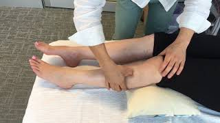 Inducing labor With Acupressure With Daniel Ryken And Chae Lim