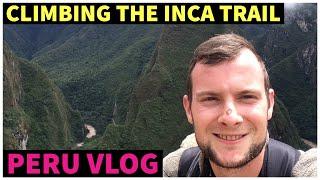 Peru Vlog - Inca Trail, Cusco, Paracas, Lima, Machu Picchu - Drone Dimension