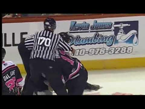 Brad Drobot vs. Daniel Gentzler