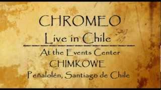 CHROMEO [15] My girl is Calling me a Liar