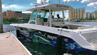 """Нова система DockSense ™ Alert от Raymarine - """"парктроник"""" за вашата лодка"""