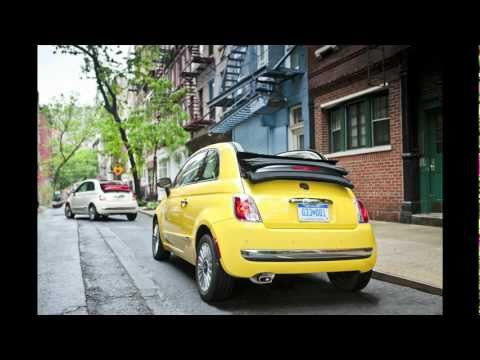 Real World Test Drive 2012 Fiat 500 Convertible