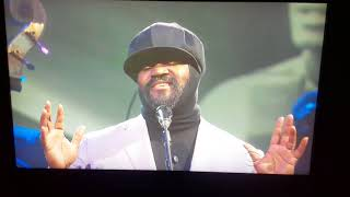 Gregory Porter On The Stephen Colbert Show.