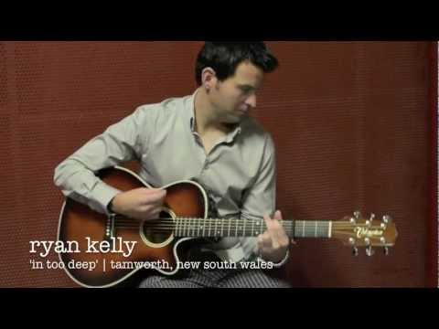 Ryan Kelly - In Too Deep - Acoustic Version