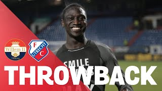 THROWBACK | Een VIJFTAL doelpunten tegen Willem II! ⚽
