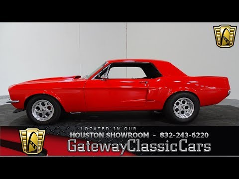 Video of 1968 Mustang located in Houston Texas Offered by Gateway Classic Cars - Houston - LD5O