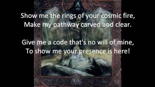 Absu - The Cognate House Of Courtly Witches Lies West Of County Meath (Lyrics)