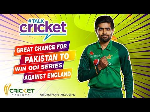 پاکستان کے لئے انگلینڈ کے خلاف ون ڈے سیریز جیتنے کا زبردست موقع