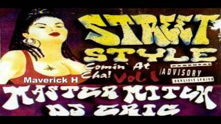 DJ Eric Street Style Vol 1 Coming At