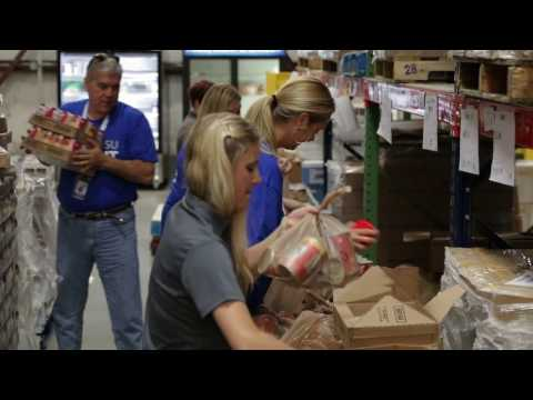 CSU Donates to Feeding the Gulf Coast