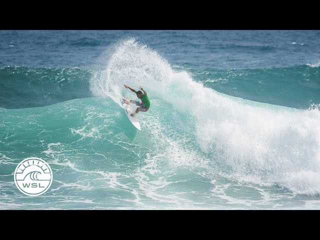 2017 Martinique Surf Pro Highlights: Huge Surf and Incredible Surfing Grace the Caribbean