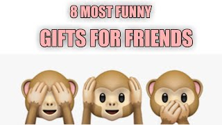 Most Funny Prank Gifts For Friends!!😂 | Friendship Day Gifts | Must Try | DIY