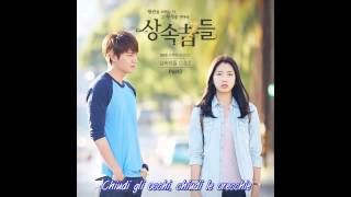 Gambar cover Changmin (2AM) - Love is the Moment (The Heirs OST) [SUB ITA]