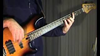 The Beau Brummels - Laugh Laugh - Bass Cover