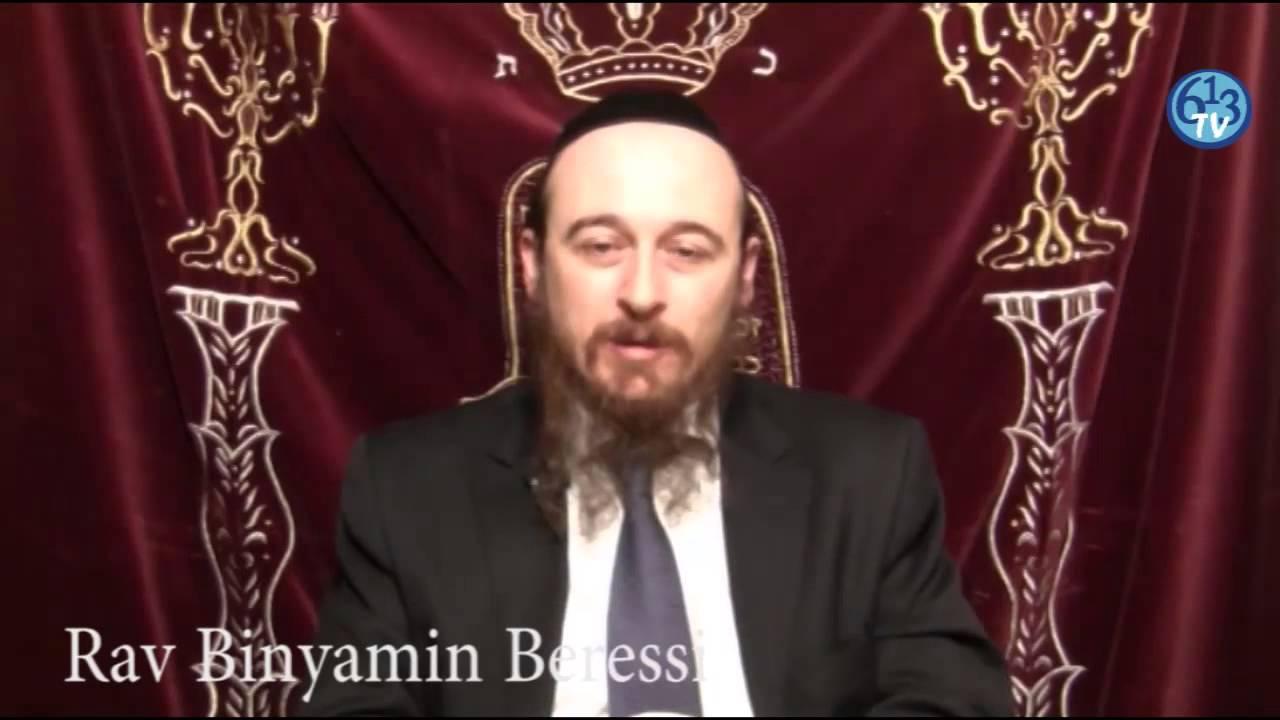 5-Pessah les mistwot de la Thora du soir du Seder - 613TV