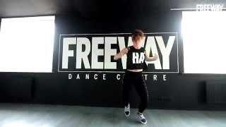 Ace Hood ft  DJ Khaled   Don't Get Me Started choreography by Yulia Leonova DANCE CENTRE FREEWAY