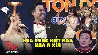 """Hari Won Ghen """"Lồng Lộn"""" Vì Trấn Thành Ghẹo """"Gái Lạ""""   Giọng Ca Bí Ẩn"""