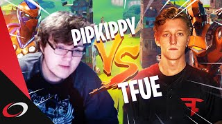 PipKippy vs Tfue - 10k Playground Tournament - Pro Fortnite Highlights