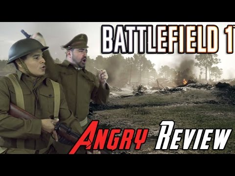 Battlefield 1 Angry Review - YouTube video thumbnail
