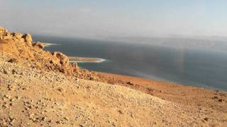 The Dead Sea - Disappearing?
