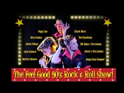 At The Hop - The Feel Good 50's Rock & Roll Show...