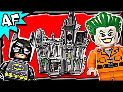 Vidéo LEGO DC Comics Super Heroes 10937 : Batman: l'évasion de l'asile d'Arkham