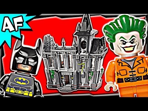 Vidéo LEGO DC Comics 10937 : Batman: l'évasion de l'asile d'Arkham
