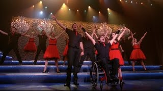 GLEE - Paradise By The Dashboard Light (Full Performance) HD