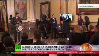 """Maduro: """"Llueva, truene o relampaguee, estaré en la Cumbre de las Américas"""""""