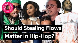 Should Stealing Flows Matter In Hip Hop? | Genius News