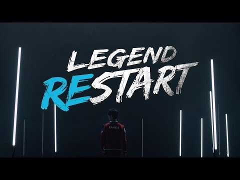 2018 시즌 런칭 영상: Legend / Restart (Feat. J.slow)