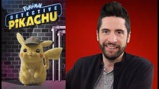 POKÉMON Detective Pikachu - Movie Review