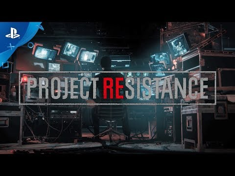 Hands-on with Resident Evil: Project Resistance at Tokyo Game Show