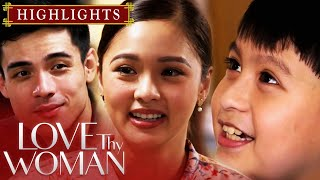 David at Jia, natuwa nang makitang masaya si Michael | Love Thy Woman
