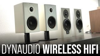 Dynaudio Xeo - Wireless Hi-Fi Speaker Solution