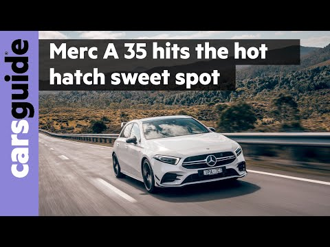 Mercedes-AMG A35 2020 Review