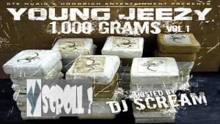 "Young Jeezy- ""Choppa N Da Paint"" ""Dope Boy Swag"" ""Powder"" ""Drug Dealin' Muzik"""