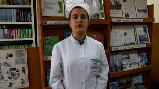 Видеообращение студента Медицинского колледжа СКО Адал БОл