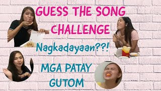 VLOG #04| GUESS THE SONG CHALLENGE WITH A TWIST (5 seconds LANG PWEDE KUMAIN!!)