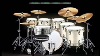 Genesis   Land Of Confusion Live 1992 (Benhadi's Drum Cover)