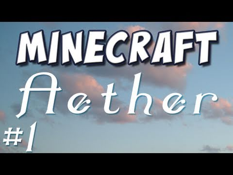 Minecraft's Aether Mod Ads a Whole New World