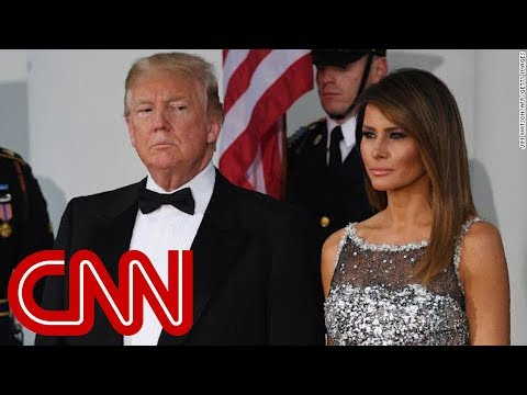 Melania Trump masters the moment at state dinner