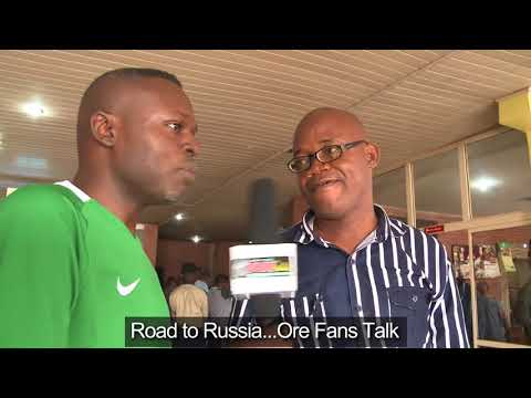 ROAD TO RUSSIA 2018: Stopping in Ore to eat and what the fans are saying