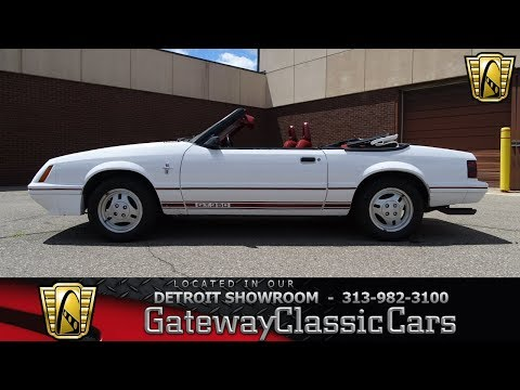 1984 Ford Mustang for Sale - CC-996190