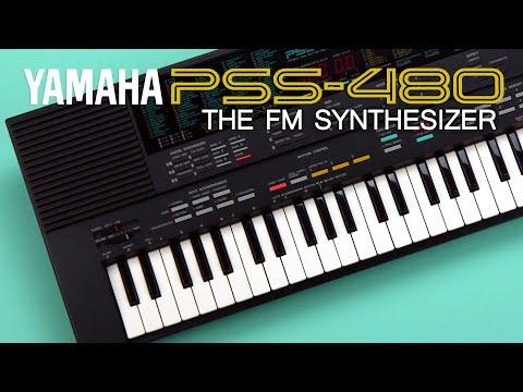 Yamaha PSS-480 -  Part 1: The FM Synthesizer