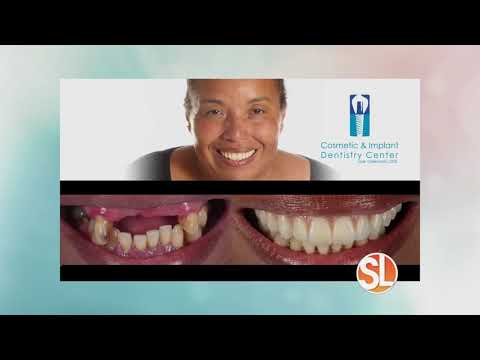 Cosmetic Implant Dentistry Center talks about dental implants