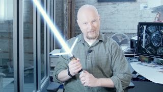 Could We Ever Build a Real LIGHTSABER?